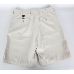 Peter Millar Wicking Pine Valley Golf Shorts Sz 32